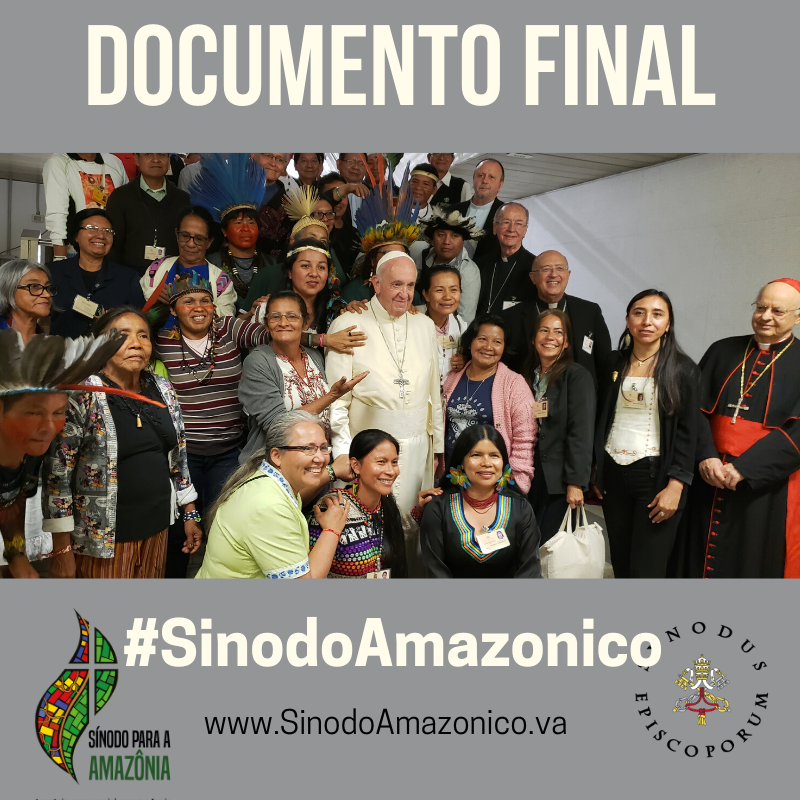 documento final sinodo amazonico