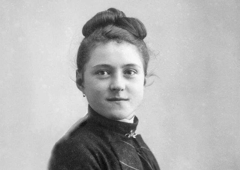 Therese-liseux-aged-15