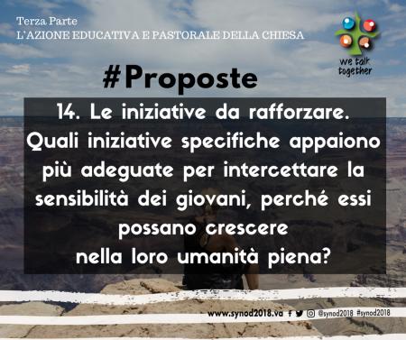 it proposte